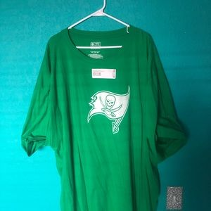 NFL St. Patrick's Day Tampa Bay Buccaneers Shirt